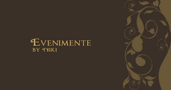 Evenimente by Niki Logo